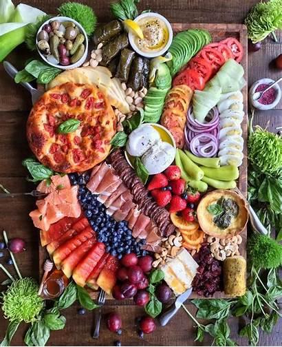Charcuterie Board Mediterranean Recipe Table Grazing