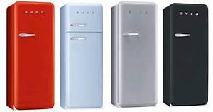 Réfrigérateur De Couleur : mlle vintage le r frig rateur smeg ~ Premium-room.com Idées de Décoration