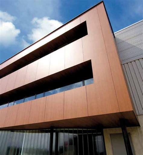 Wood Cladding Panels by Fassadenverkleidung In Holzoptik Aus Verbundwerkstoff Wood