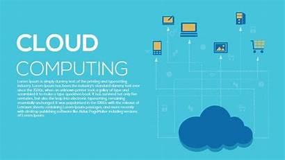 Cloud Computing Powerpoint Template Metaphor Keynote Templates