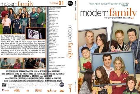 modern family season 1 dvd covers labels by covercity