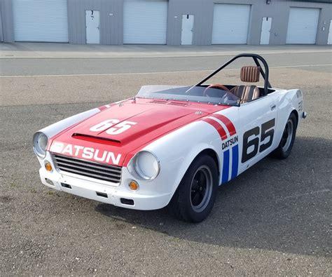 Datsun Roadster by 1968 Datsun 1600 Roadster Race Car For Sale On Bat