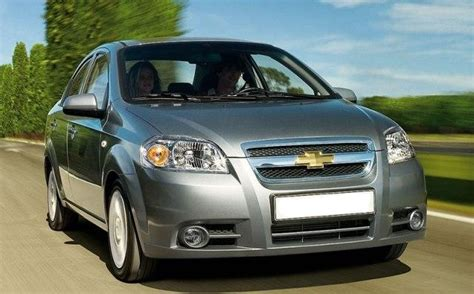 2009 Chevrolet Aveo Lt 4dr Sedan