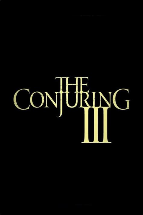 Conjuring the devil made me do it is based on the real story of a murderer named arne cheyenne johnson who claimed he was possessed by the devil. The Conjuring: The Devil Made Me Do It (2020) - Posters — The Movie Database (TMDb)