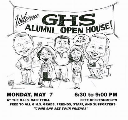 Alumni Greenville Open Cartoon Cafeteria 7th Monday