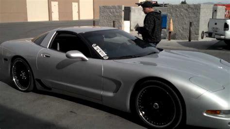 custom  corvette  sale youtube