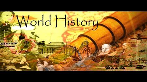 World History Audiobook - YouTube