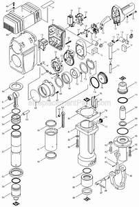 Makita Hm1810 Parts List And Diagram   Ereplacementparts Com