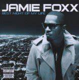 JAMIE FOXX - BODY ALBUM LYRICS
