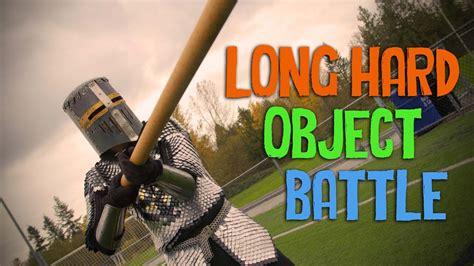 Hoverboard/Swegway Jousting Challenge, Awesome Stuff Week ...