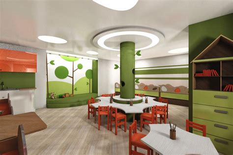 Home Design Education : Awesome Child Care Center