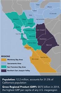 The Northern California Megaregion