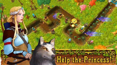 fantasy realm td tower defense game  mod apk