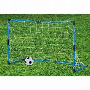But Foot Enfant : mini cage de football avec ballon pour enfants maison fut e ~ Teatrodelosmanantiales.com Idées de Décoration