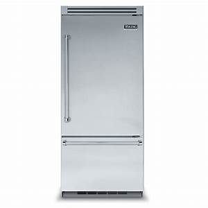 Refrigerator Freezer  Quiet Cool  Built