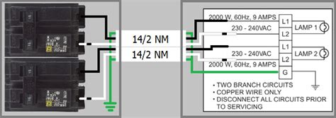 Electrical What Ampacity Circuit Breaker Would Need