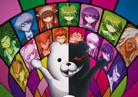 Anime Heaven Danganronpa Crunchyroll Meet Some Of The Half Of