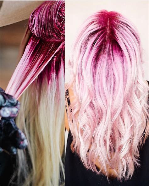 During And After Shots By Jaywesleyolson Jay This Pink