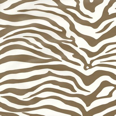 Brown Animal Print Wallpaper - chi rb4318 brown and white zebra skin wallpaper