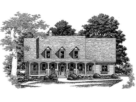 eplans farmhouse eplans farmhouse house plan four bedroom farmhouse 3041 square and 4 bedrooms from