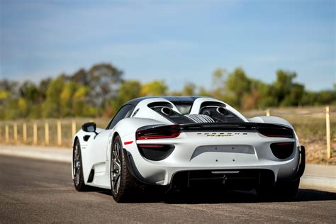 Porsche 918 Spyder 4k Ultra Hd Wallpaper