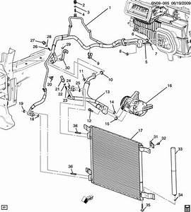Cadillac Srx Receiver  U0026 Dehydrato  Air Conditioning  A  C