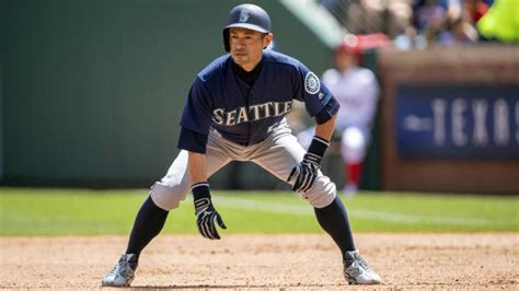Ichiro Suzuki Of Fame by Leaderboarding Breaking The Of Fame Career Of