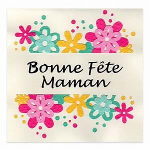 Tasse Fete Des Meres : carte f te des m res bonne f te maman fleurs alice gerfault ~ Teatrodelosmanantiales.com Idées de Décoration