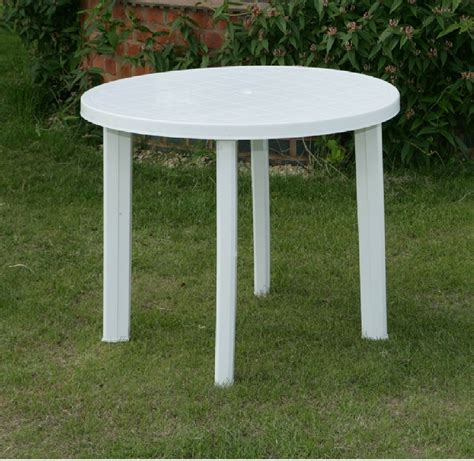 plastic patio table brilliant plastic patio tables white table and outdoor