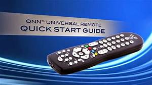 Wiring Diagrams And Free Manual Ebooks  Onn Universal Remote Quick Start Guide Ona13av269