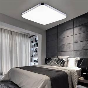 Wohnzimmer Deckenlampe : led deckenleuchte deckenlampe wohnzimmer schlafzimmer ~ Pilothousefishingboats.com Haus und Dekorationen