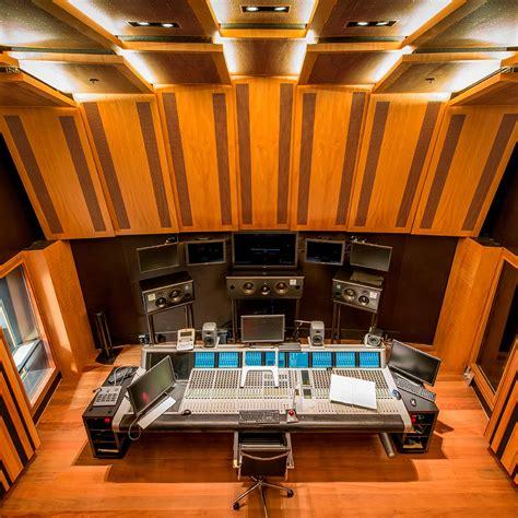 Sydney Opera House Recording Studio - Scott Carver