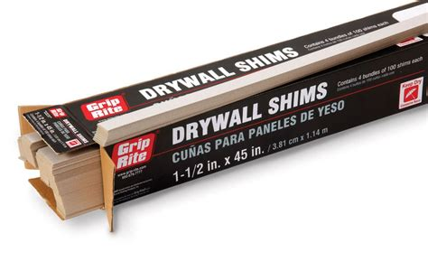 home depot interior door drywall shims what they are and how to use them