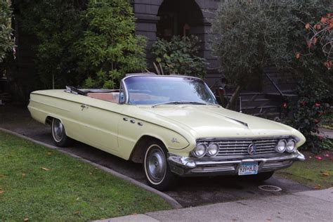 Buick Lesabre Convertible For Sale by 1961 Buick Lesabre Convertible For Sale On Bat Auctions