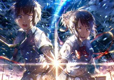 Kimi No Na Wa Another Sideearthbound Spin Novel Written By Arata Kanoh Kadokawa Sneaker Bunko Kimi No Na Wa Clipart Clipground
