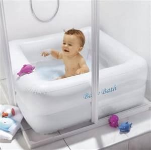 Baignoire Douche Enfant : baignoire gonflable pour douche ~ Nature-et-papiers.com Idées de Décoration
