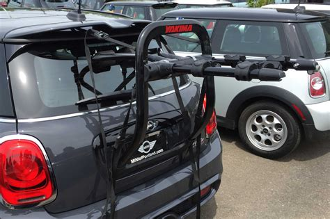 Mini Cooper Bike Rack Application Guide