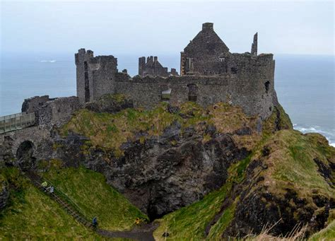 Top 10 Causeway Coast Attractions In Northern Ireland (map