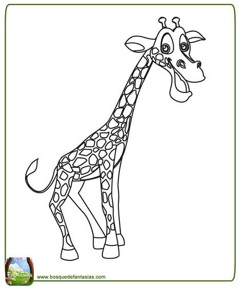 99 dibujos de jirafas 174 tiernas y lindas jirafas para colorear