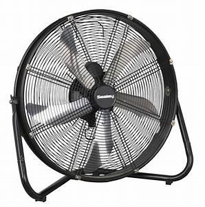 Sealey 20 U0026quot  Industrial High Velocity Floor Fan 230v