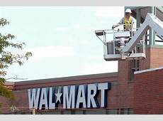 WalMart goes supersized at Quarry Shopping Mall