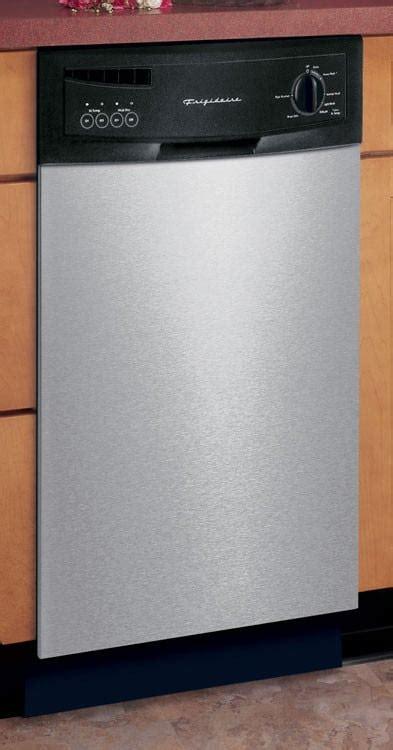 frigidaire fmbrgc   built  dishwasher