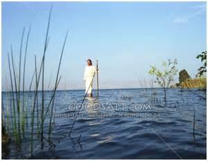 Jesus Walking On Water Bible