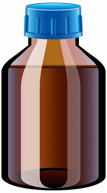 Medicine Bottle Clipart Pill Transparent Medical Clipartpng