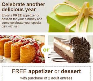 Olive Garden Free Appetizer Coupon