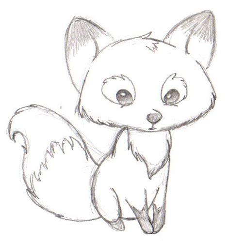 fox sketch ideas  pinterest art drawings