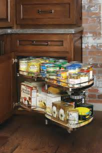 Lazy Susan Cabinet Organizer by Kitchen Organization Products Diamond Cabinets