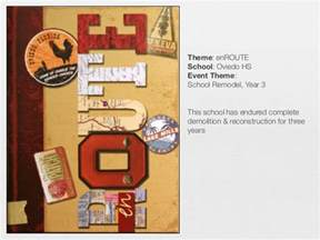 High School Yearbook Themes