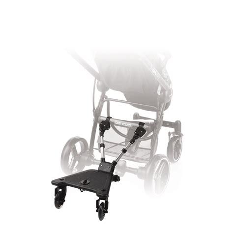 siege adaptable pour poussette planche à roulettes avec siège skate be cool plateforme
