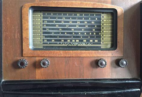 The NZ Vintage Radio Project - Philco model 1206 (1947)